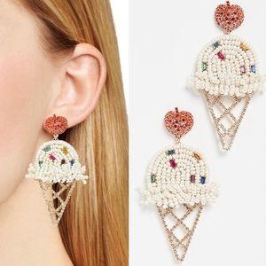 🎉🍦 Baulebar ice cream earrings!